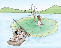 The Tales behind Lake Bunyonyi's punishment Island! – Uganda Safari News